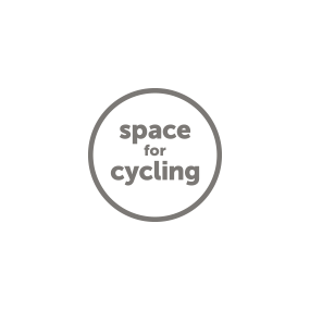 Space For Cycling - OnYerBikeSeat Client