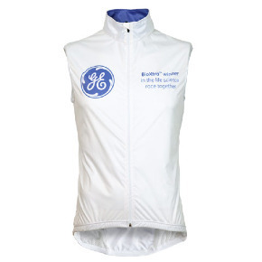 Custom Cycling Gilet - OnYerBikeSeat Product
