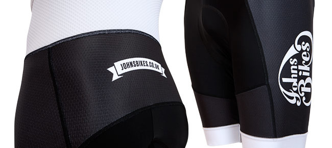 Custom Cycling Bib Shorts | OnYerBikeSeat Product
